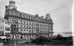 Grand Hotel,  St Nicholas Cliff, Scarborough
